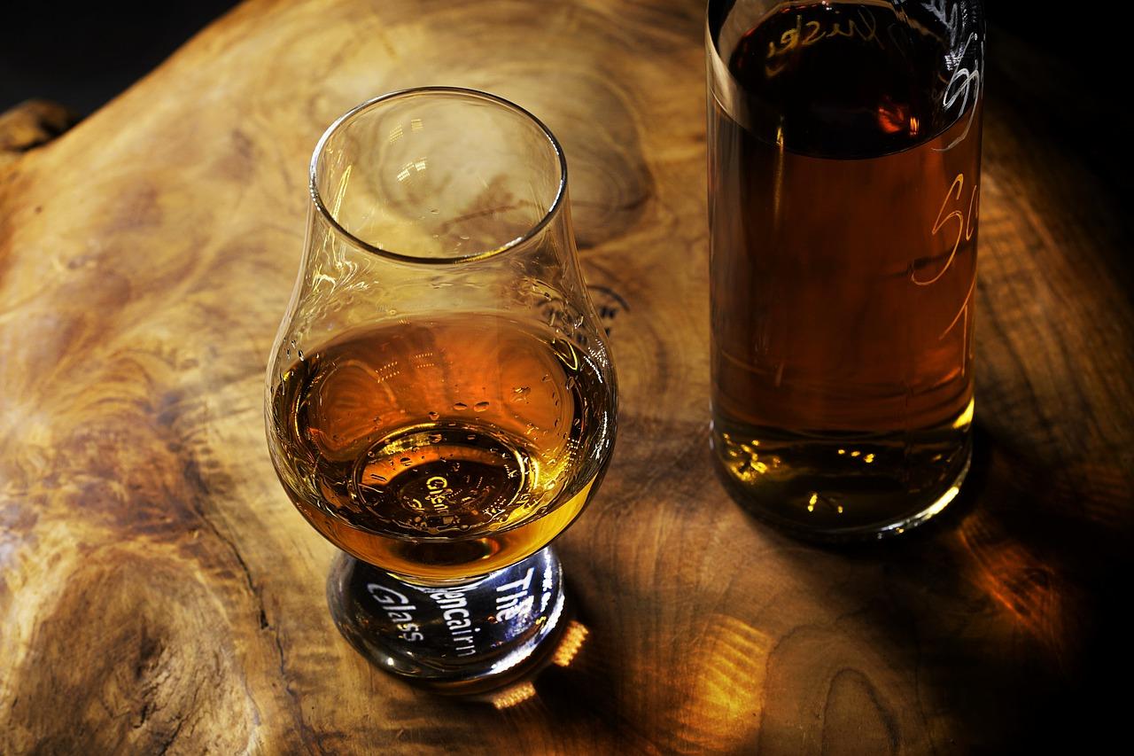 High End Whiskey Glasses